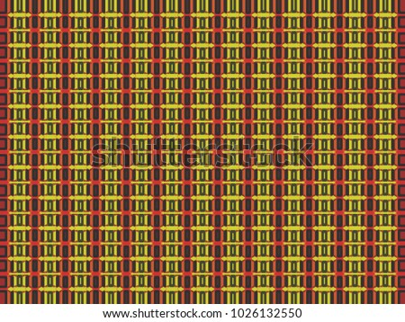 abstract texture | colored tartan pattern | modern gingham background | geometric intersecting striped illustration for wallpaper postcards fabric garment postcard brochures graphic or concept design