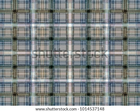 abstract texture | colorful checkered pattern | chromatic plaid background | geometric tartan illustration for wallpaper template fabric garment postcard brochures or fashion concept design