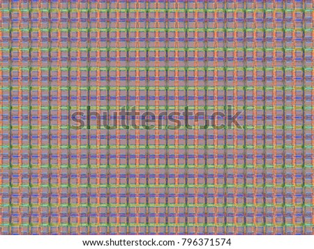 abstract texture | multicolored plaid pattern | retro tartan background | geometric gingham illustration for wallpaper postcards fabric garment gift wrapping paper graphic or concept design