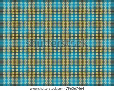 abstract texture | multicolored plaid pattern | vintage tartan background | geometric gingham illustration for wallpaper banner fabric garment gift wrapping paper graphic or concept design