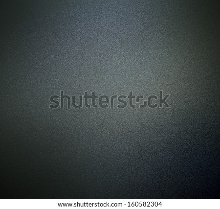 Abstract texture of dark grey and light black smooth brushed metal background - stock photo
