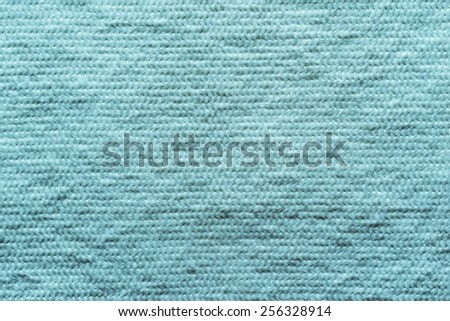 abstract texture of wadded fabric of indigo color for empty and pure backgrounds - stock photo