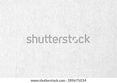 Abstract texture of white canvas background - stock photo