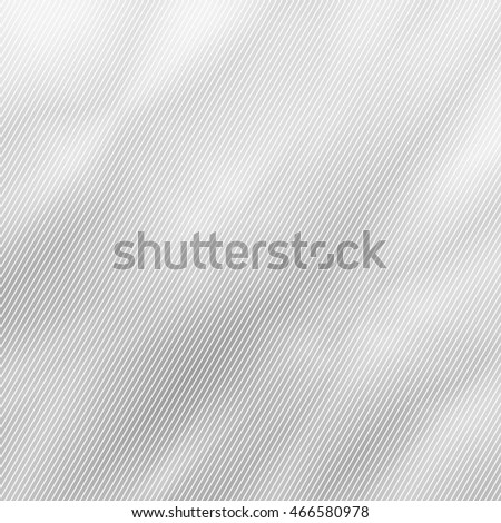 Abstract Texture Pattern with Grey Segments. Black Lines and White Waves. Raster Illustration