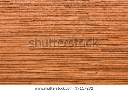Abstract texture that imitates pressed bamboo. - stock photo