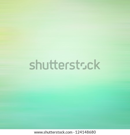 Abstract textured background: green and yellow patterns. For art texture, grunge design, and vintage paper / border frame - stock photo