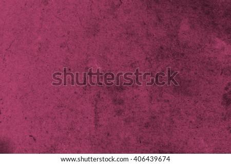Abstract  textured grunge background in dark pink - stock photo