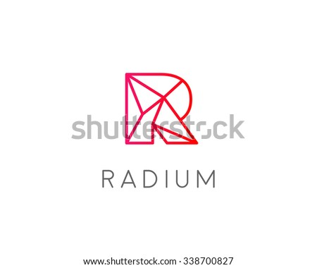 letter r logo stock images royalty free images vectors. Black Bedroom Furniture Sets. Home Design Ideas