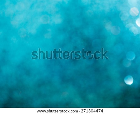 Abstract twinkled bright background with bokeh defocused - stock photo