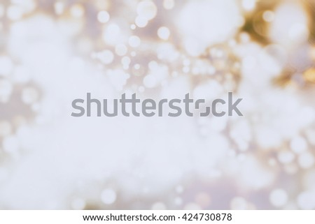 abstract twinkled christmas background with stars - stock photo