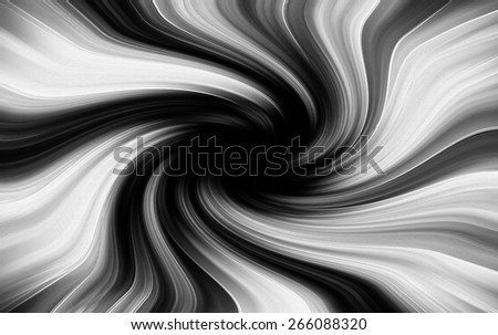 Abstract Twirl - stock photo