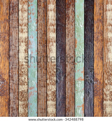 abstract veneer vertical line backdrop:lacker glazed surface wooden pastel color wall:old/aged wooden piece wallpaper:grunge/ancient plywood teak plain display for decorate,banner,template:square  - stock photo