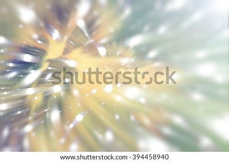 Abstract vintage background. Explosion star.
