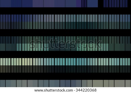 abstract vintage background. horizontal lines and strips