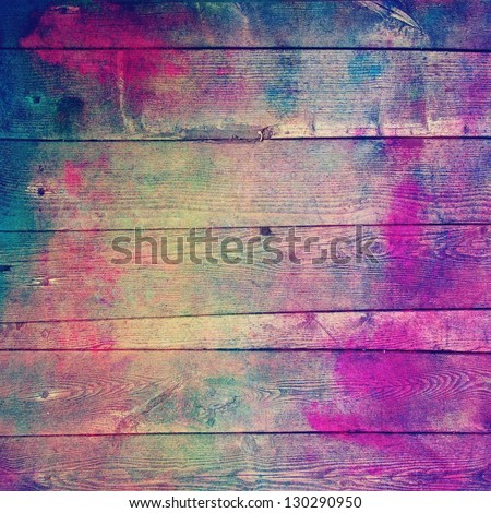 Abstract vintage background with grunge texture. For art texture, grunge design, and vintage paper or border frame - stock photo