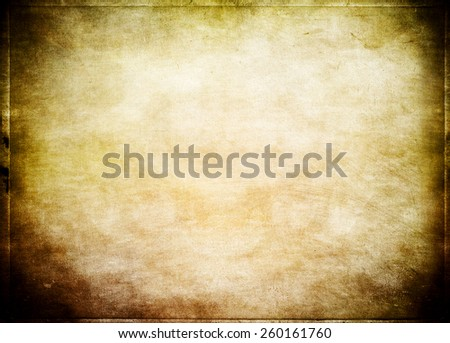 Abstract vintage background with vignette - stock photo