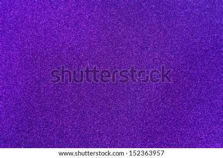 Abstract violet glitter background