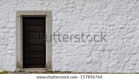 abstract wall background - stock photo