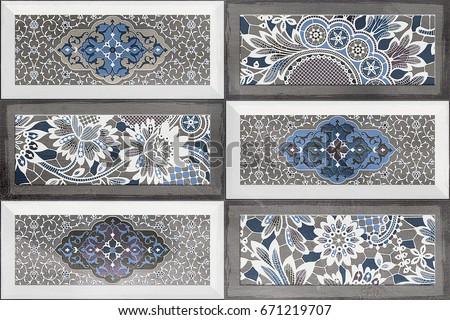 Ceramic Wall Tiles Stock Images RoyaltyFree Images Vectors
