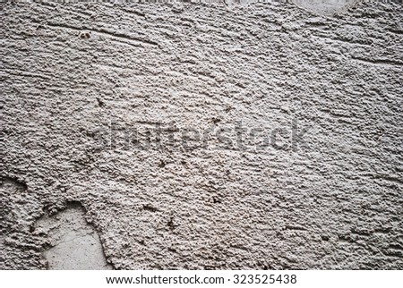 abstract wall plaster grey background