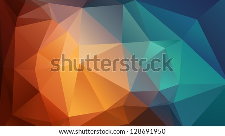 Abstract wallpaper - stock photo