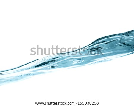 abstract water - stock photo