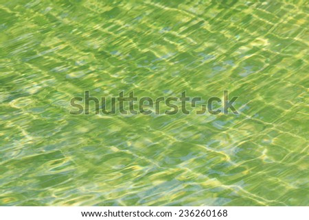 Abstract water ripple background. - stock photo