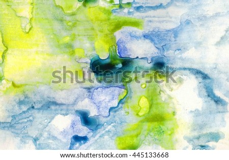 Abstract watercolor art hand painted background. Watercolor stains. oil painting texture. Abstract background, ink marble texture. Cover design concept. oil. knife painting