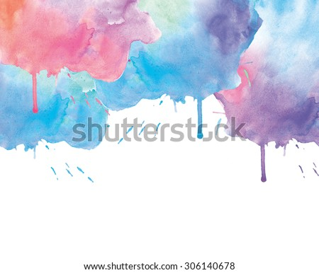 abstract watercolor background. suitable for a variety of designs and scrapbooking.