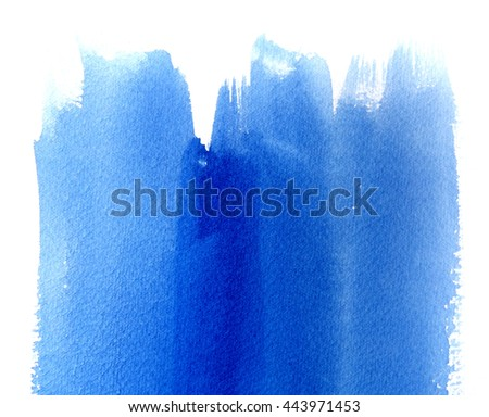 abstract watercolor background wash design