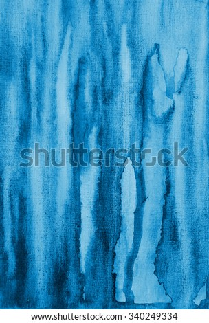 Abstract watercolor background with colorful layers on paper texture  - stock photo