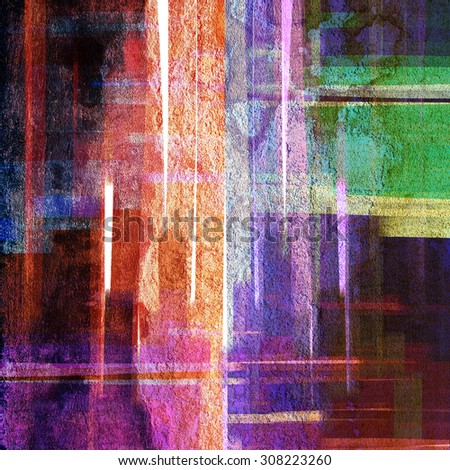 Abstract watercolor grunge background - stock photo