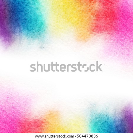 abstract watercolor hand painted background abstract stock