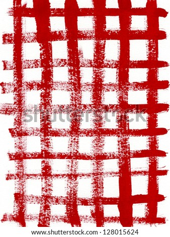 Abstract watercolor hand painted background, texture. Abstract grunge background, ink texture. - stock photo