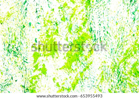 Abstract watercolor paint splash on paper background