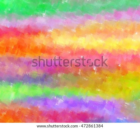 Abstract watercolor painting - jpg illustration