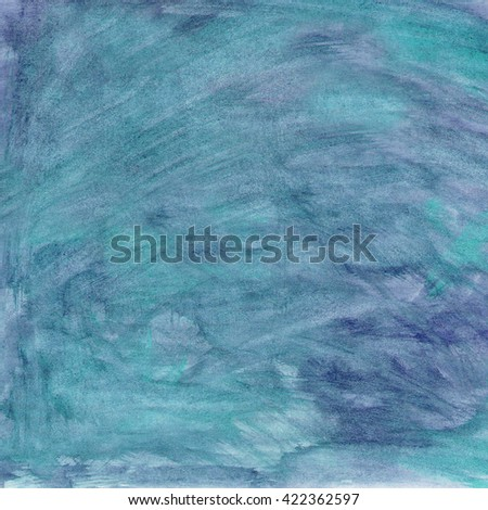 Abstract watercolor soft light background hand painted