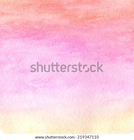 Abstract Watercolor textured background. Textured Water cloud Ink isolated on white background. Background for banner, card, poster, poster, wallpaper, elements for web design.  - stock photo