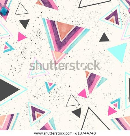 Pastel grunge pattern