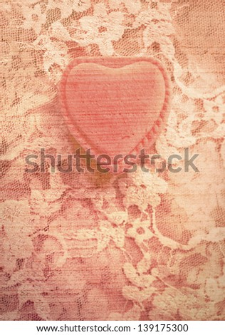 Abstract wedding background - stock photo