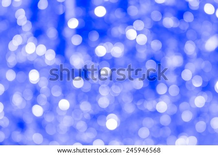 abstract white and blue silver bokeh background with texture