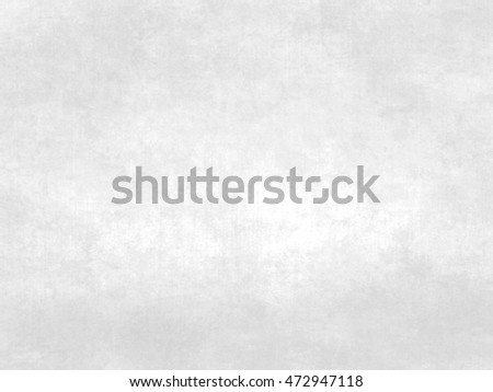 Abstract White Background Gray Color Vintage grunge textures and backgrounds - perfect with space
