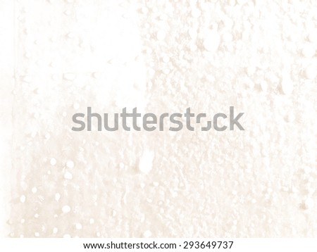 Abstract white background oil painting