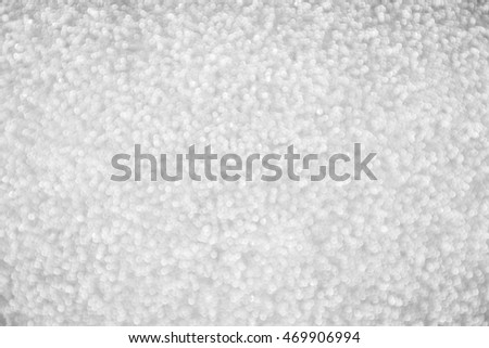 Abstract white defocused background