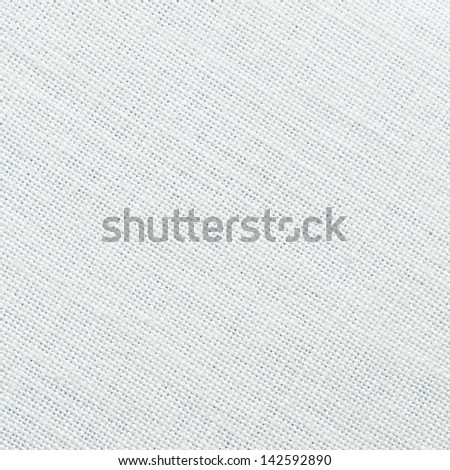 abstract white fabric texture background. - stock photo
