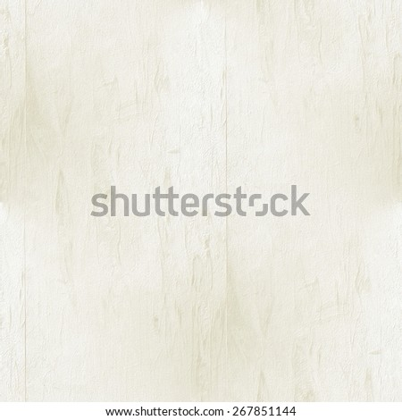 abstract white wooden background, rough surface, seamless pattern - stock photo