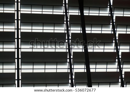abstract window background horizontal