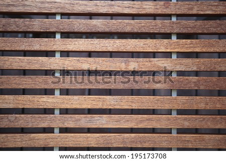 Abstract wooden bacgkround