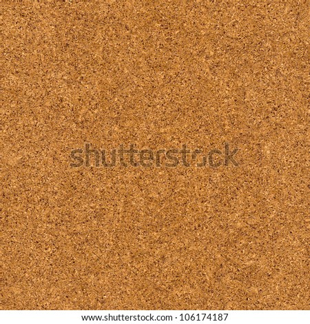 Abstract wooden pressed shavings and sawdust texture, chipboard background. Seamless tiling. Illustration.