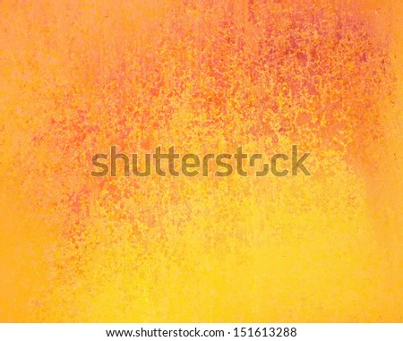 abstract yellow background gold orange color, vintage grunge background texture design elegant antique paint wall, bright sunny background paper; light web background templates; warm autumn background